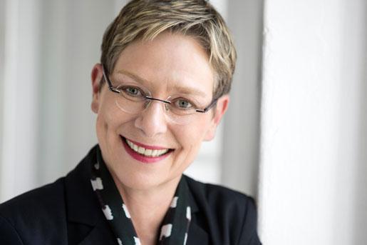 Porttrait Dr. Petra Keller