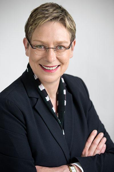 Portrait Dr. Petra Keller